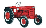 International Harvester DGD-4 tractor photo