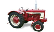 International Harvester D-514 tractor photo