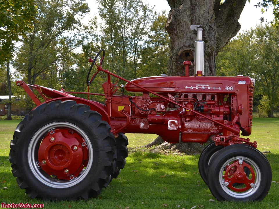 Farm All Tractor : Tractordata farmall tractor photos information
