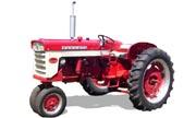 Farmall 240 tractor photo