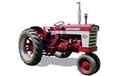 Farmall 340 tractor photo
