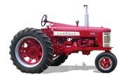 Farmall 350 tractor photo