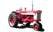 Farmall 460 tractor photo