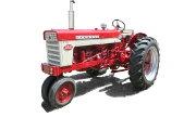 Farmall 560 tractor photo