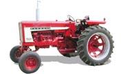 Farmall 656 tractor photo