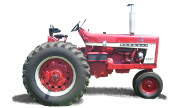 Farmall 706 tractor photo