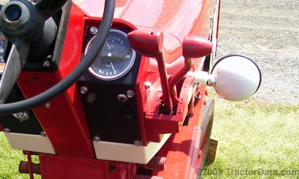 Farmall 706 sliding gear transmission photo