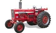 Farmall 756 tractor photo