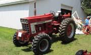 Farmall 766 tractor photo