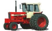 Farmall 856 tractor photo