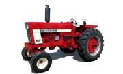 Farmall 966 tractor photo
