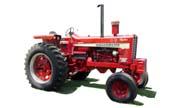 Farmall 1026 tractor photo