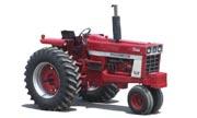 Farmall 1066 tractor photo