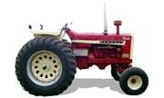 Farmall 1206 tractor photo
