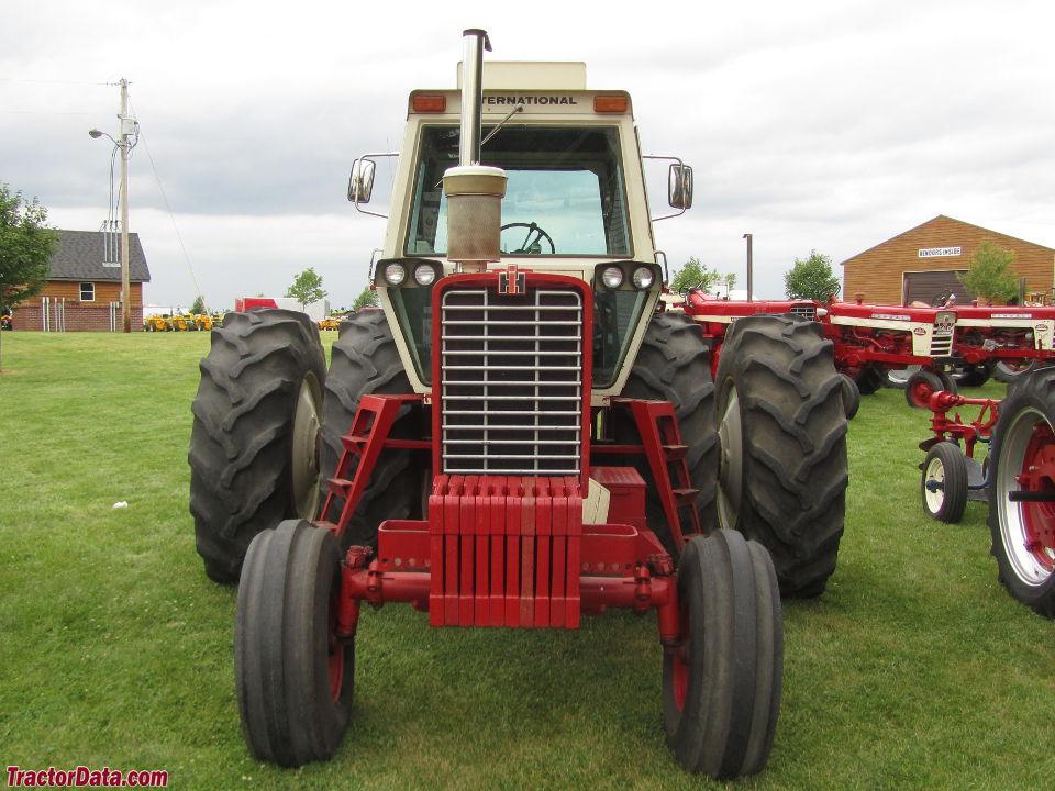 Ih 1456 Tractor : Tractordata farmall tractor photos information