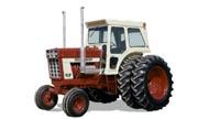 Farmall 1468 tractor photo