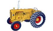 Minneapolis-Moline GTB tractor photo