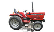 International Harvester 244 tractor photo