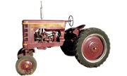 Gibson H tractor photo