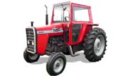 Massey Ferguson 590 tractor photo