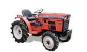 Hinomoto C174 tractor photo