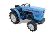 Hinomoto E16 tractor photo