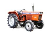 Hinomoto E264 tractor photo