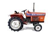 Hinomoto E280 tractor photo