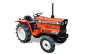 Hinomoto E2302 tractor photo