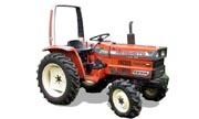 Hinomoto E2304 tractor photo
