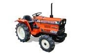 Hinomoto E2604 tractor photo
