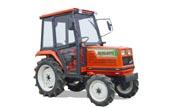 Hinomoto N209 tractor photo