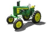John Deere 720 Hi-Crop tractor photo