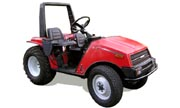 Hinomoto JF1 tractor photo