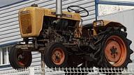 John Deere 200 tractor photo