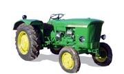 John Deere 310 tractor photo