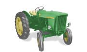 John Deere 303 tractor photo
