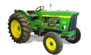John Deere 717 tractor photo