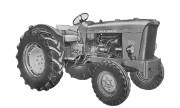 John Deere 818 tractor photo