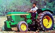 John Deere 1635 tractor photo