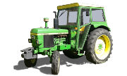 John Deere 2035 tractor photo