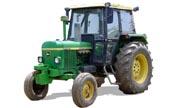 John Deere 2135 tractor photo