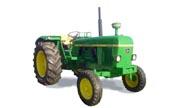 John Deere 3135 tractor photo