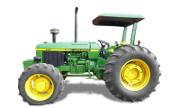 John Deere 2351 tractor photo