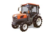 Hitachi TZ230 tractor photo
