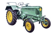 Lanz Bulldog D2016 tractor photo