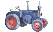 Lanz Bulldog D9506 tractor photo