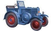 Lanz Bulldog D9531 tractor photo