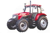 YTO 1804 tractor photo