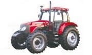 YTO 1604 tractor photo